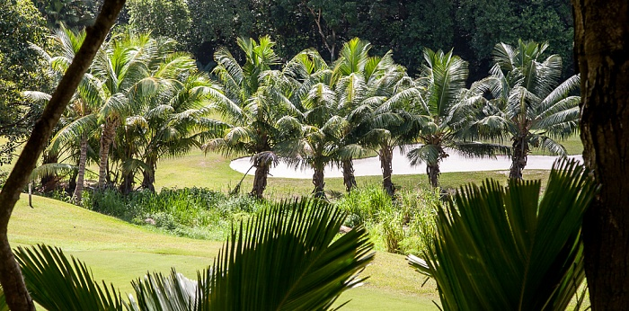 Lemuria Resort Of Praslin: Golfplatz
