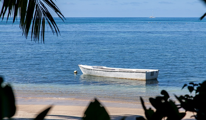 Praslin Anse Takamaka, Indischer Ozean