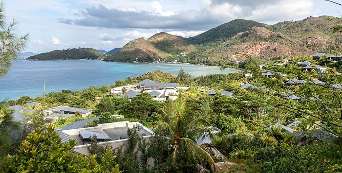 Raffles Praslin Seychelles, Baie Pasquiere (Indischer Ozean)