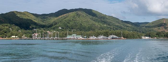 Indischer Ozean Praslin: Baie Sainte Anne