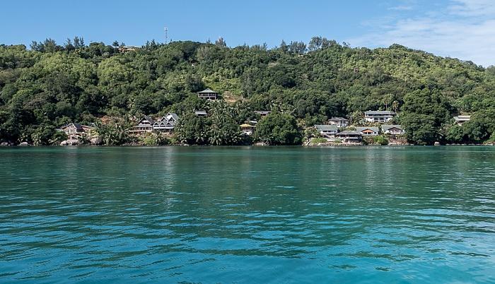 Indischer Ozean Praslin: Baie Sainte Anne - Colibri Hotel