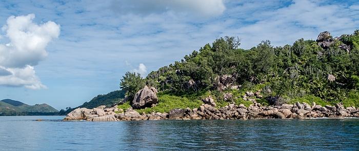 Indischer Ozean Round Island Praslin
