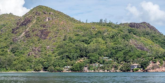 Indischer Ozean Praslin