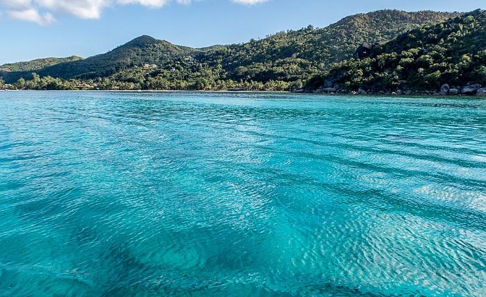 Indischer Ozean Praslin: Anse Volbert