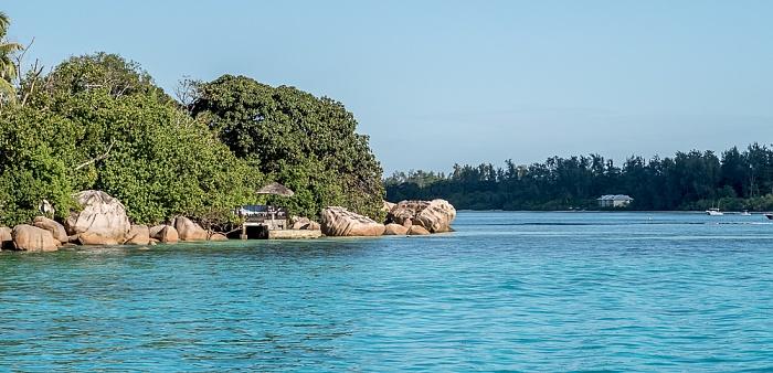 Indischer Ozean Chauve Souris Praslin