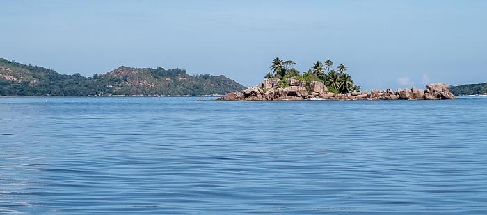 Indischer Ozean Île St. Pierre Curieuse Praslin