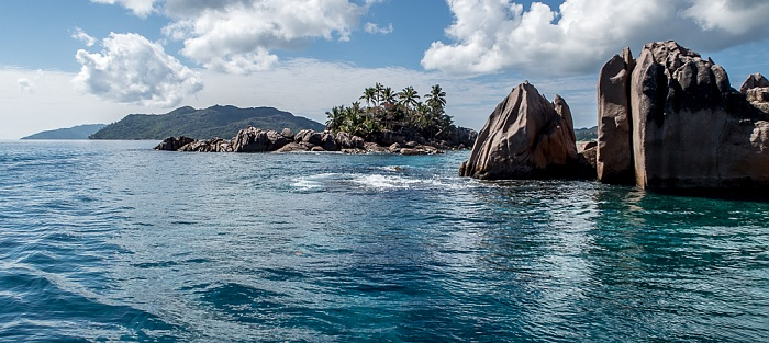 Indischer Ozean Île St. Pierre Praslin