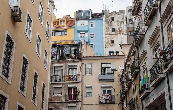 Alfama: Calçada do Forte Lissabon