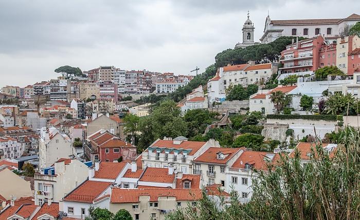Alfama Lissabon