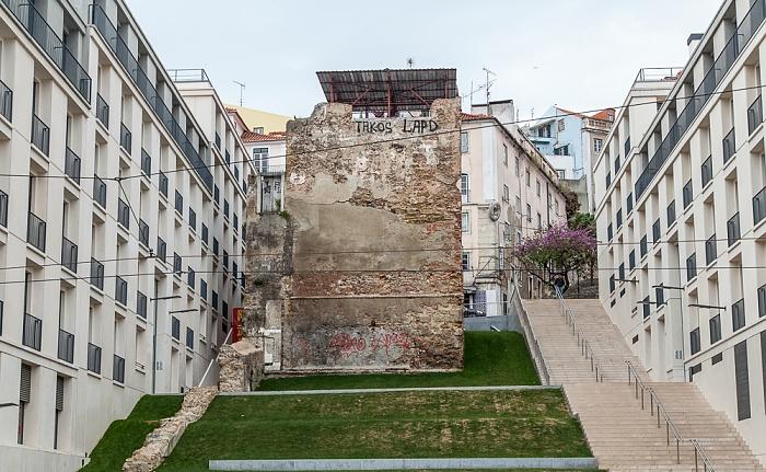Baixa: Rua Palma Lissabon