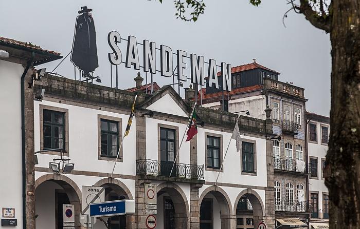 Avenida de Diogo Leite: Portwein-Kellerei Sandemann Porto 2015