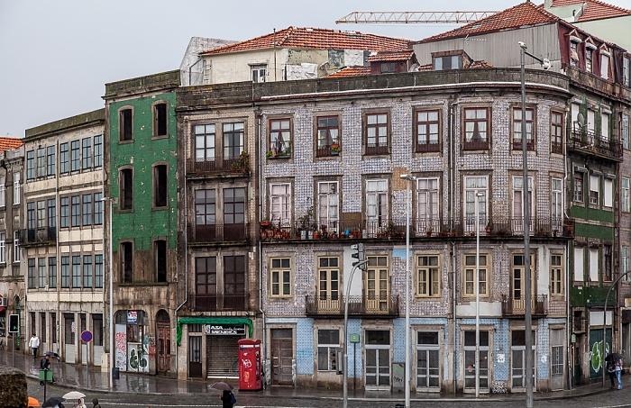 Porto Centro Histórico: Avenida Dom Afonso Henriques