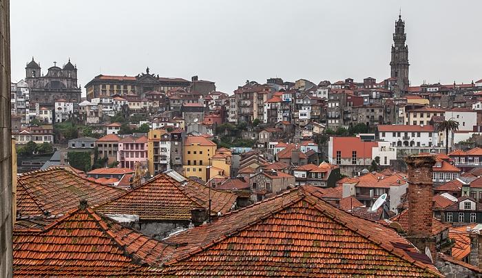 Blick von der Terreiro da Sé: Centro Histórico Porto 2015