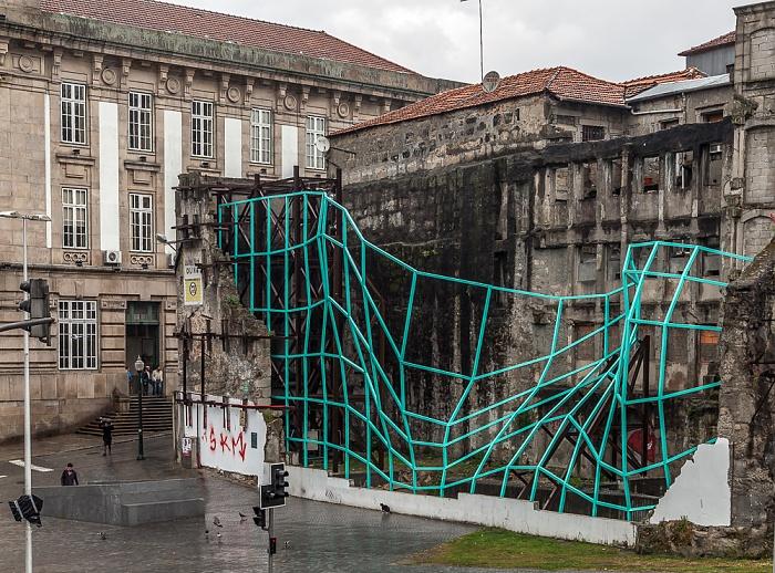 Porto Centro Histórico: Avenida Dom Afonso Henriques Estação de São Bento