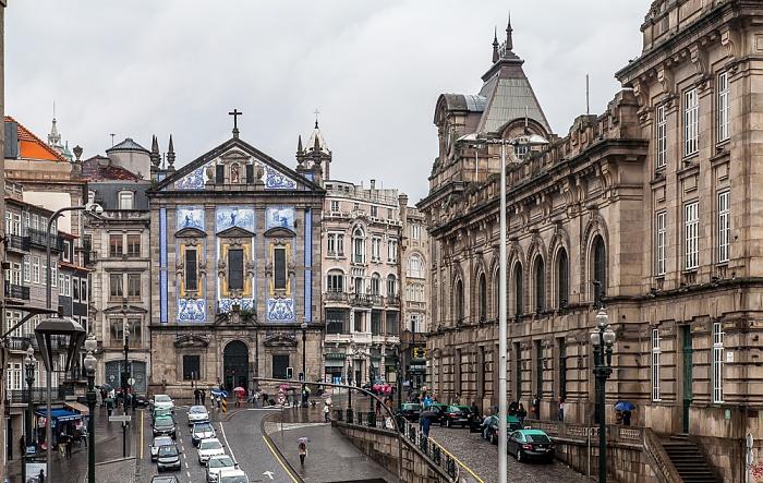 Porto Centro Histórico: Igreja dos Congregados, Praça de Almeida Garrett, Estação de São Bento