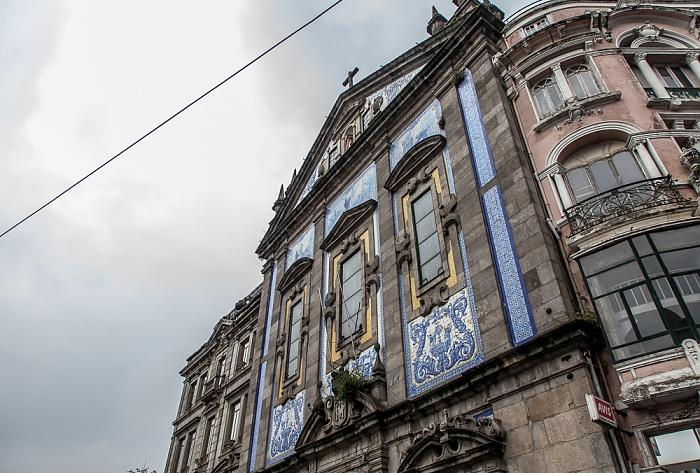 Centro Histórico: Igreja dos Congregados Porto 2015