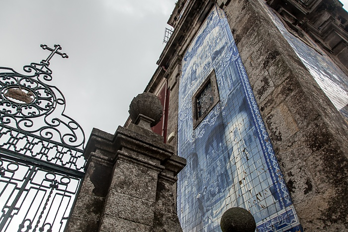Porto Centro Histórico: Igreja de Santo Ildefonso