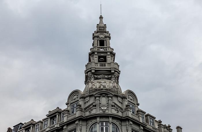 Porto Altstadt: Banco Bilbao Vizcaya Argentaria (BBVA)