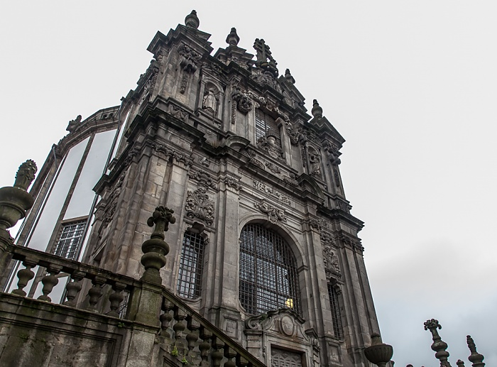 Centro Histórico: Igreja dos Clérigos Porto 2015