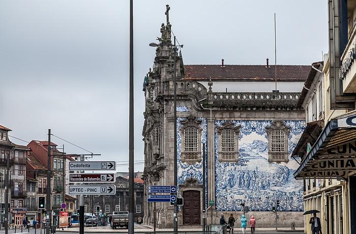 Altstadt: Igreja do Carmo Porto 2015
