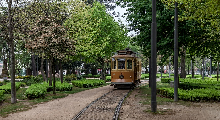 Altstadt: Jardim de João Chagas (Jardim da Cordoaria) Porto 2015