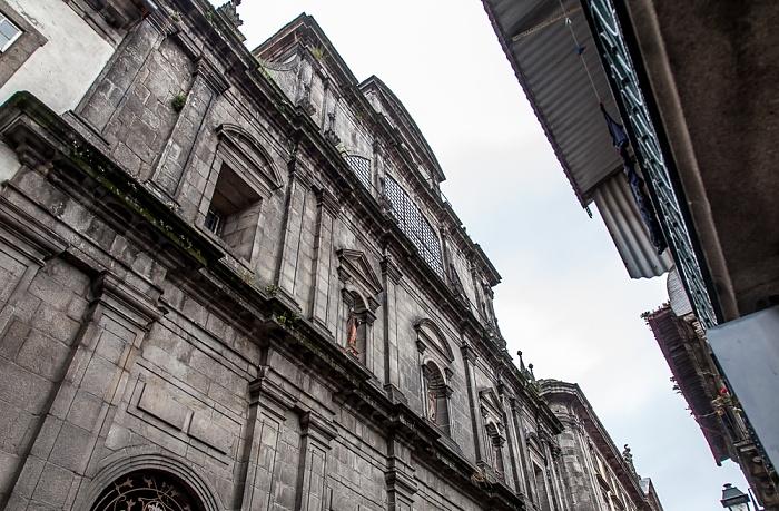 Centro Histórico: Rua de São Bento da Vitória - Igreja e Convento de São Bento da Vitória  Porto 2015