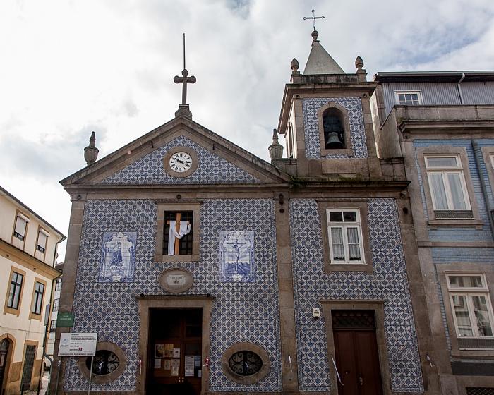 Porto Rua do Heroísmo: Capela Nossa Senhora da Saúde
