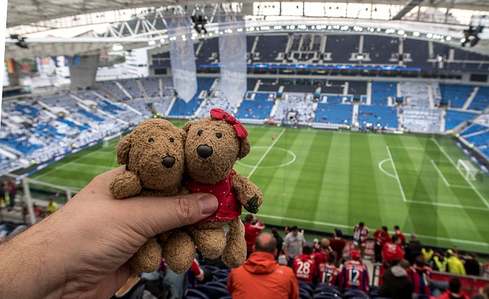 Porto Estádio do Dragão: Teddy und Teddine