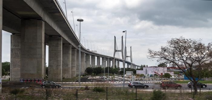 Ponte Vasco da Gama Lissabon