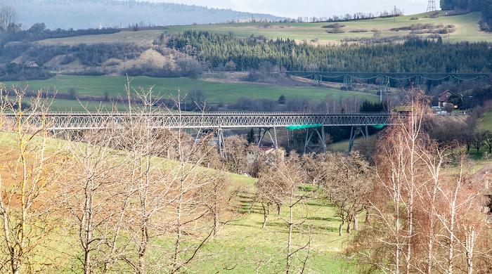 Schwarzwald Sauschwänzlebahn (Wutachtalbahn) Biesenbach-Viadukt Epfenhofer Viadukt