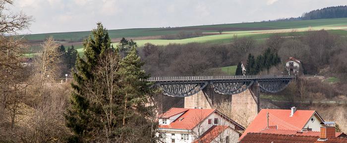 Schwarzwald Sauschwänzlebahn (Wutachtalbahn): Talübergang Fützen und Fützen