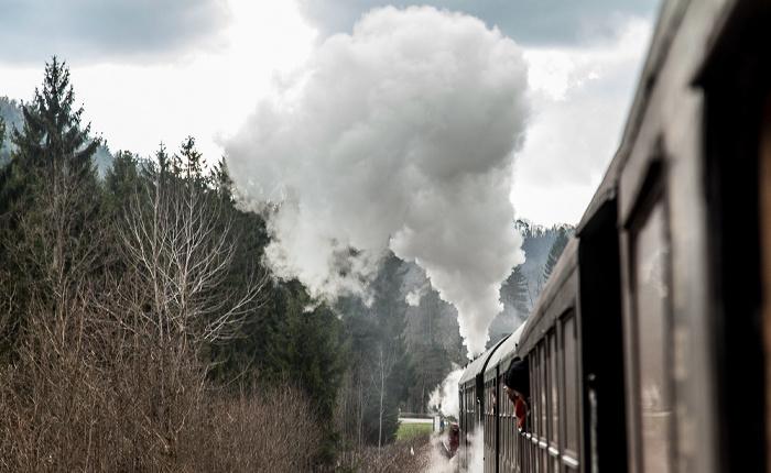 Schwarzwald Sauschwänzlebahn (Wutachtalbahn)