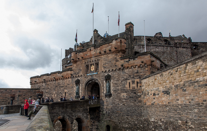 Old Town: Edinburgh Castle