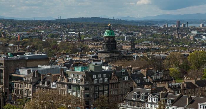 Blick von Edinburgh Castle