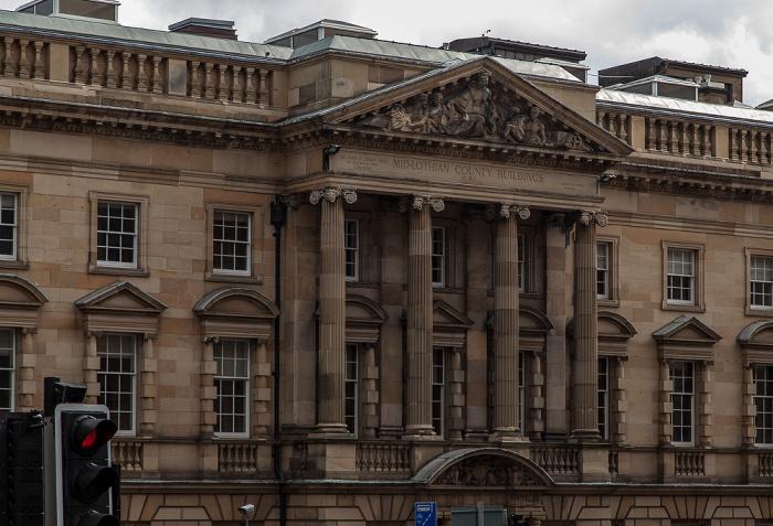 Old Town: George IV Bridge - Parliament House Edinburgh