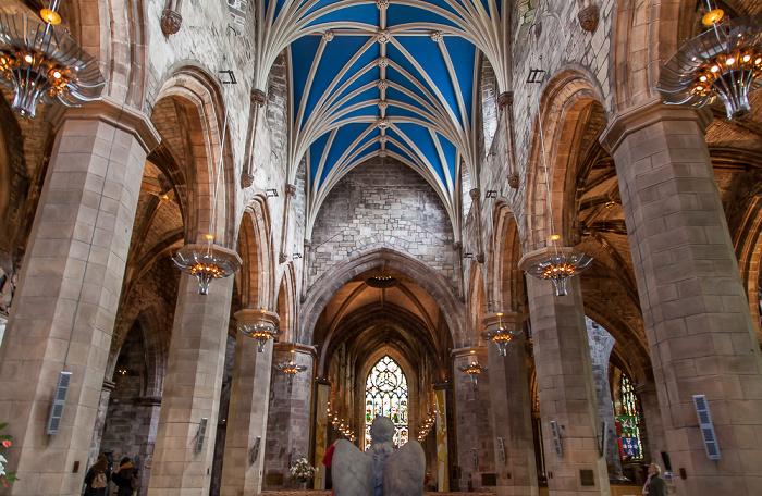 Edinburgh St Giles' Cathedral