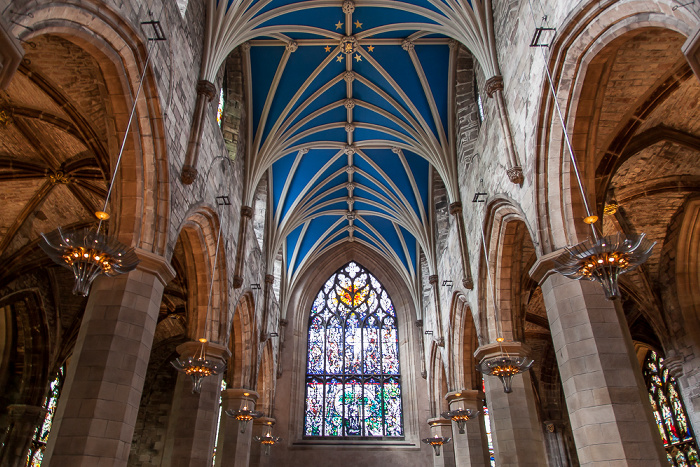 St Giles' Cathedral Edinburgh