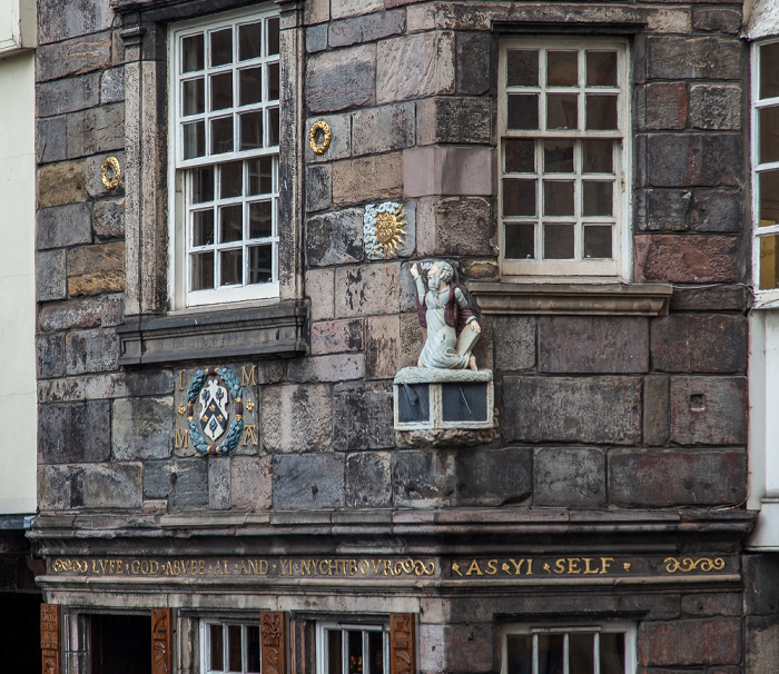 Edinburgh Old Town: High Street (Royal Mile)