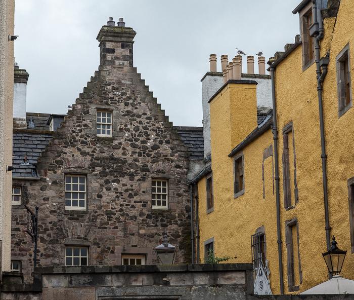 Edinburgh Old Town: Canongate (Royal Mile)
