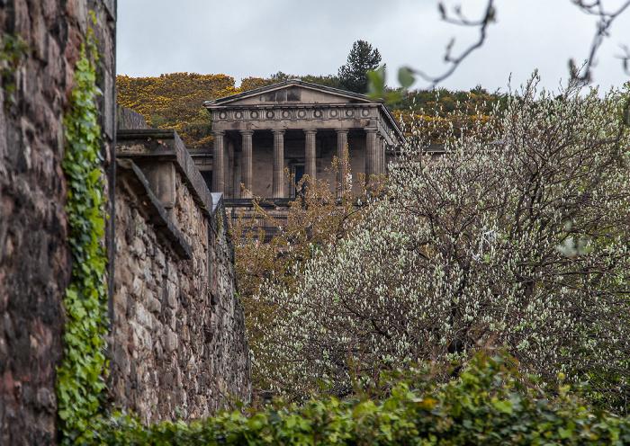 Edinburgh Calton Hill: Old Royal High School (New Parliament House)