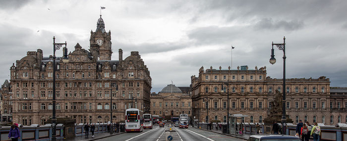 New Town: North Bridge Edinburgh