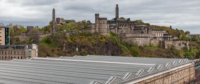 New Town: Edinburgh Waverley Railway Station Edinburgh
