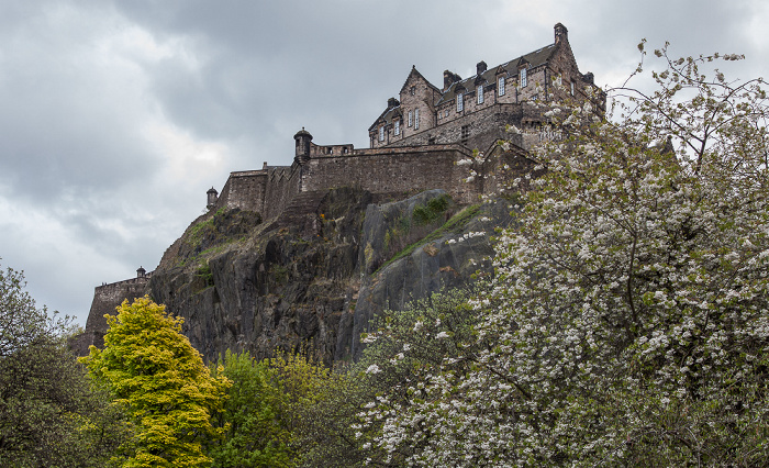 Edinburgh New Town: Princes Street Gardens