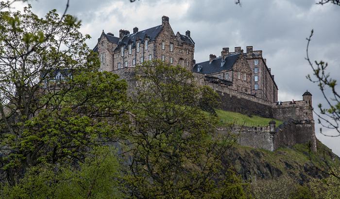 New Town: Princes Street Gardens Edinburgh