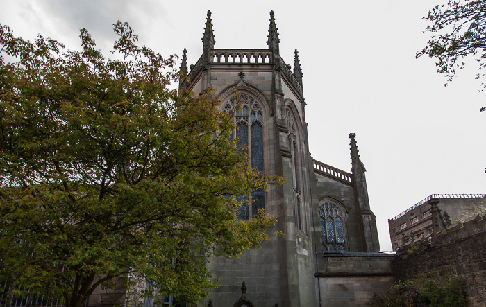 Edinburgh New Town: Church of St John the Evangelist