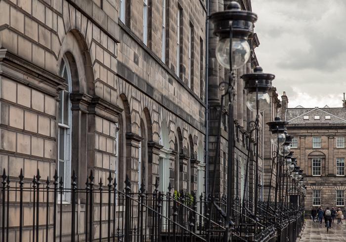 Edinburgh New Town: Charlotte Square