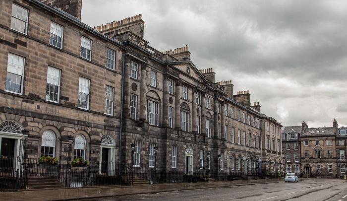 Edinburgh New Town: Charlotte Square Bute House