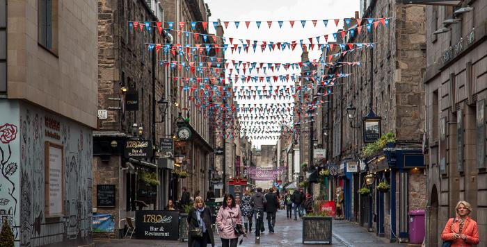 Edinburgh New Town: Rose Street