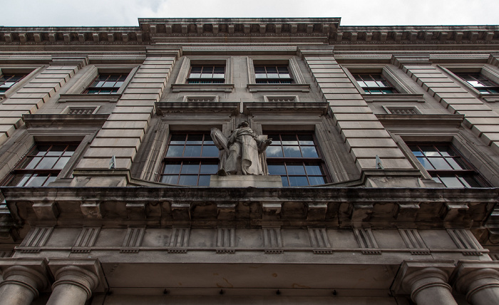 Edinburgh New Town: George Street - Freemasons Hall