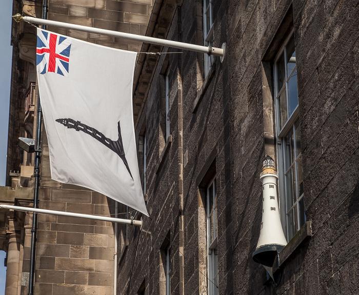 New Town: George Street - Northern Lighthouse Board Headquarters Edinburgh